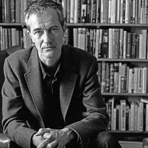 Geoff Dyer, Notting Hill. Feb 2011