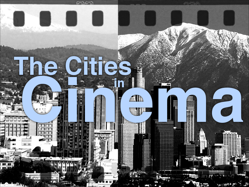 Los Angeles-Portland Cities in Cinema