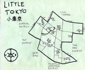 Colin Marshall  Little Tokyo Historical Society Los